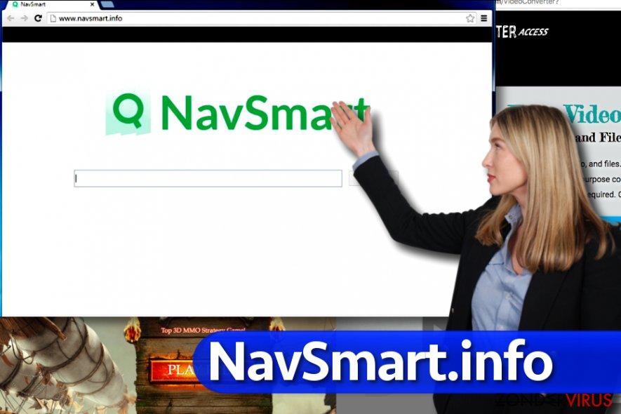 NavSmart.info  snapshot