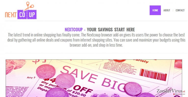 NextCoup advertenties snapshot