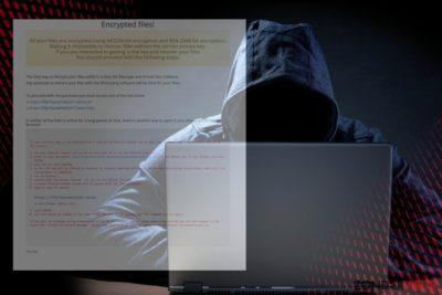 NMCRYPT ransomware afbeelding