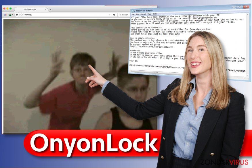OnyonLock gijzelsoftware-virus