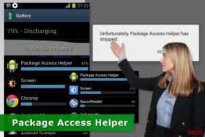 Package Access Helper