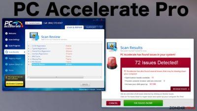 Het PC Accelerate Pro-virus