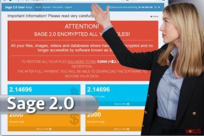Het Sage 2.0 virus