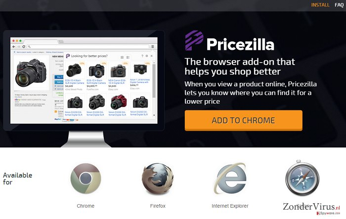 Advertenties door PriceZilla snapshot