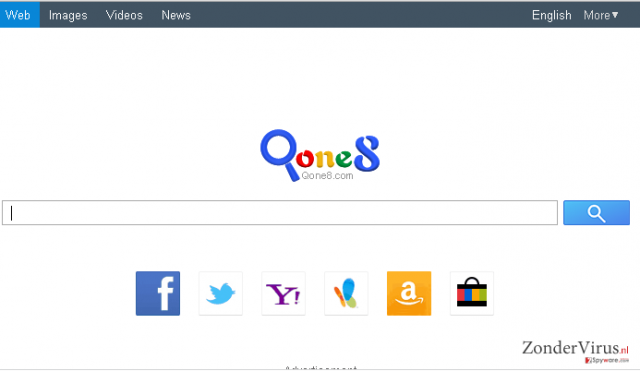 Qone8.com snapshot