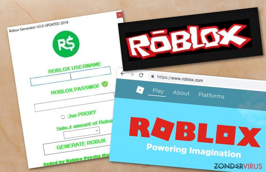 Het Roblox Trojaans virus