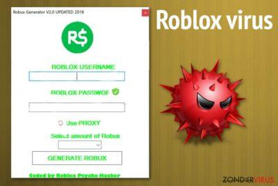 Het Roblox-virus