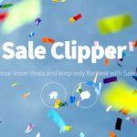 Sale Clipper advertenties snapshot