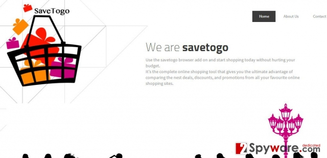 SaveTogo Advertenties snapshot