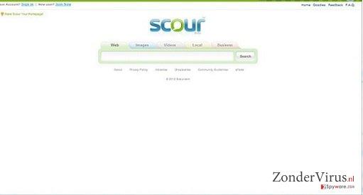 Scour Virus snapshot