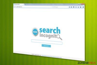Het Searchincognito.com virus