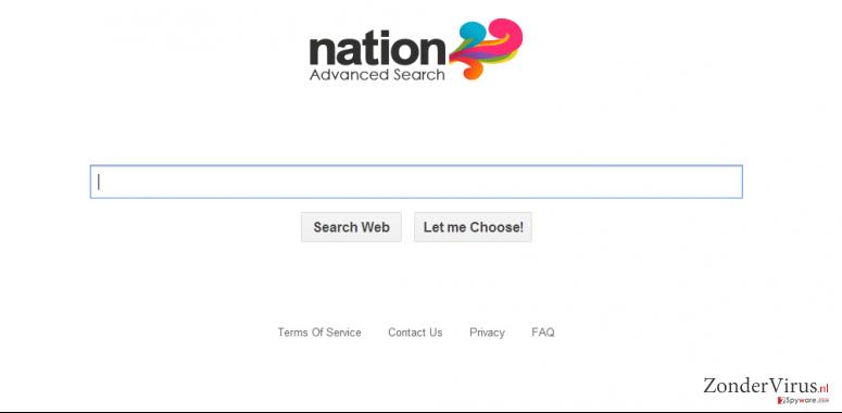 Searchsafer.com omleiding virus snapshot