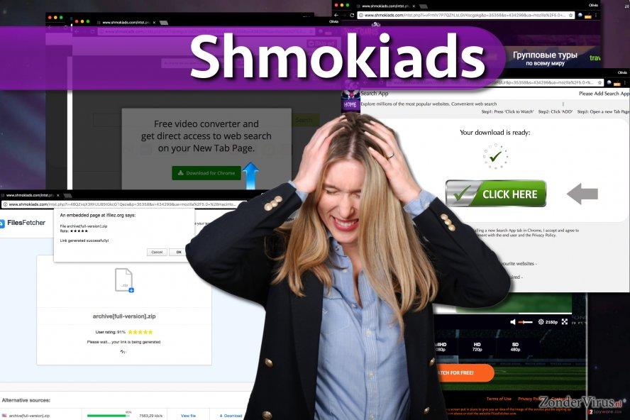 Shmokiads-malware