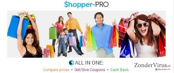 Shopper Pro snapshot