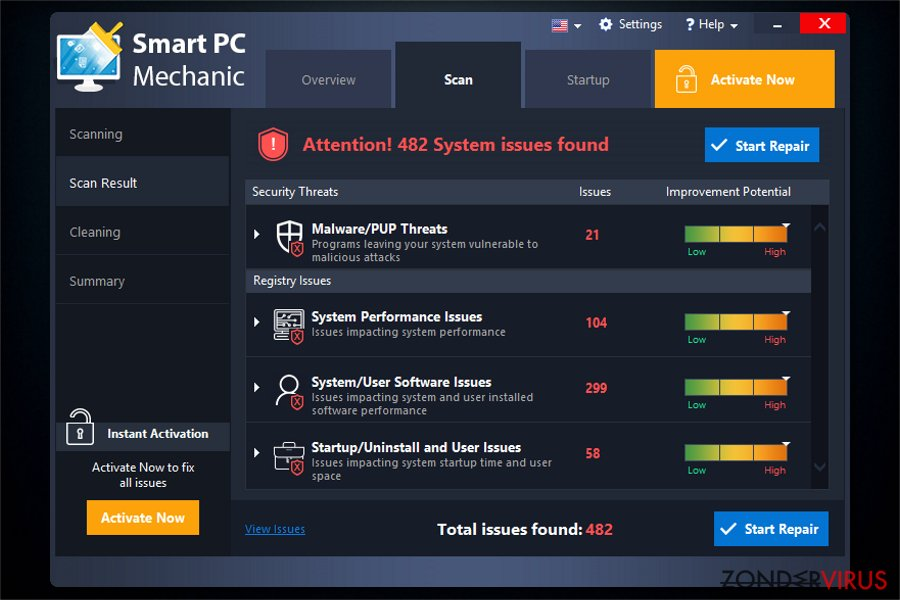 Smart PC Mechanic software