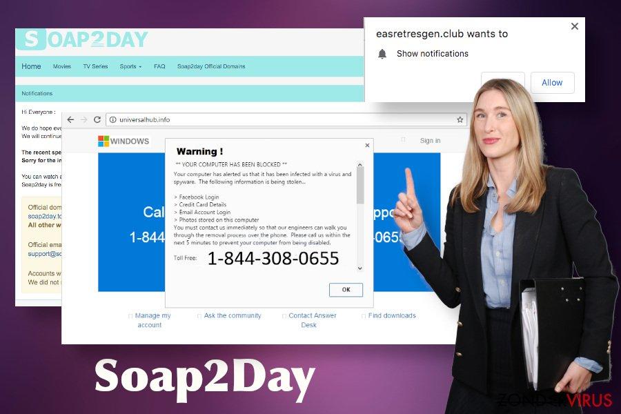 Het Soap2Day-virus