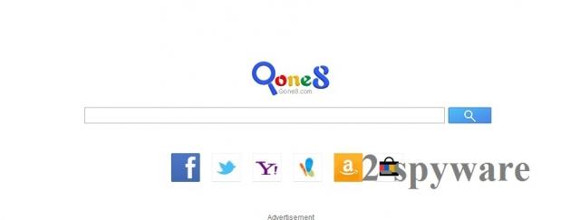 Start.qone8.com snapshot