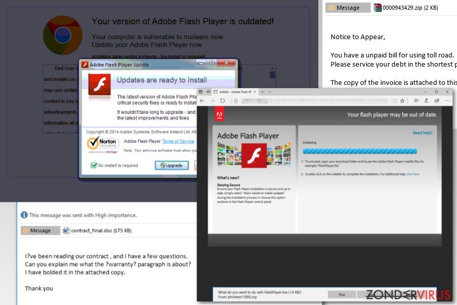 Image of Torpig malware