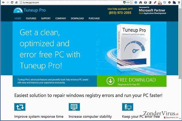 TuneUp Pro snapshot