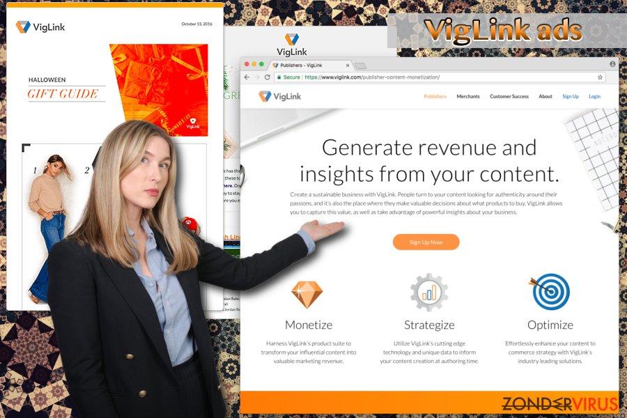 VigLink.com adware
