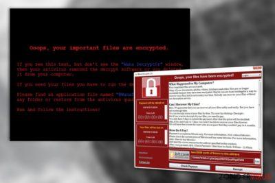 WanaCrypt0r-virus