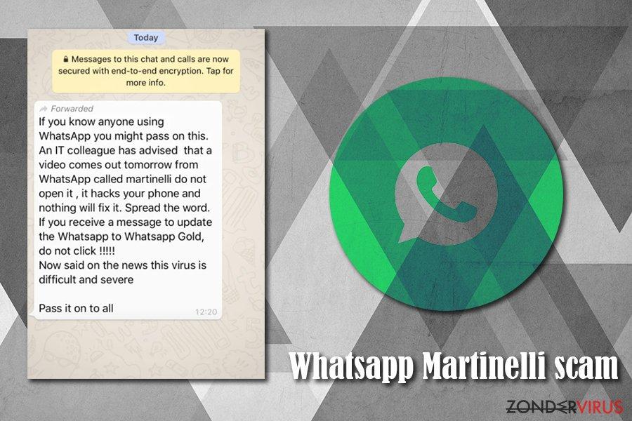 Whatsapp Virus Update