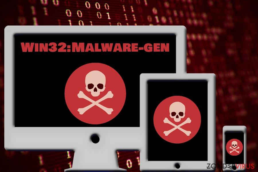 Win32:Malware-gen snapshot