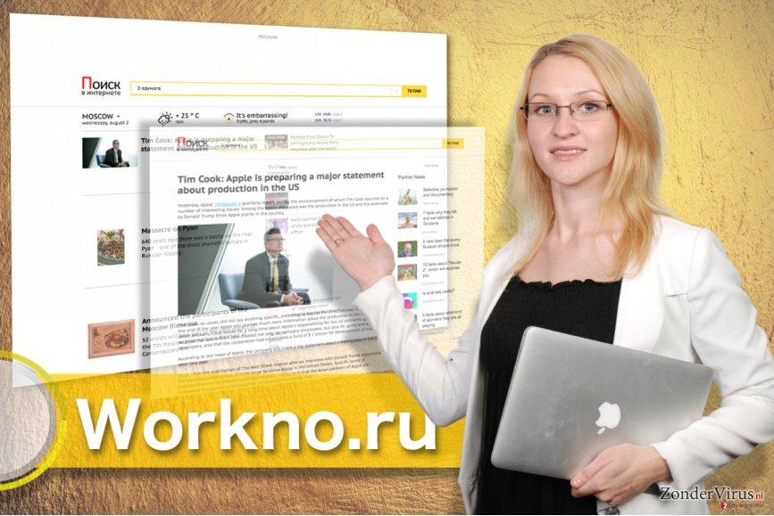 Workno.ru-virus snapshot