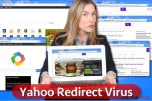 Yahoo Omleiding virus