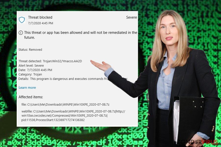 Ymacco-malware