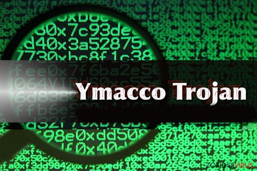 Het Trojaans paard Ymacco